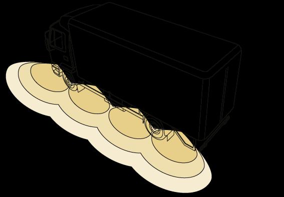 Ultrasonic sidescan